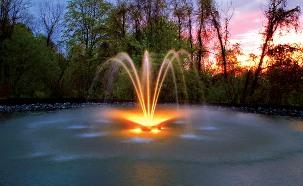 аэрция фонтана Донецк Чернигов Киев