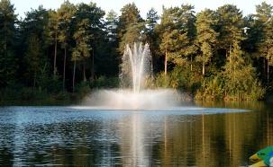 Аэрационные фонтаны Донецк Чернигов Киев