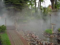 туманные эффекты для ланшафта