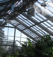 Системы туманообразования для теплиц