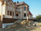 Балясины и балюстрады бетонные