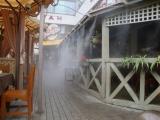 Снижение температуры для летних площадок Киев