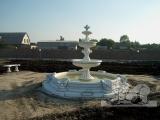 Фонтан бетонный