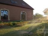автоматический полив Rain-bird газон лужайка Киев