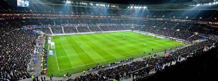 Футбольный стадион Lyon