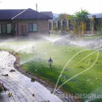 система полива газона Киев