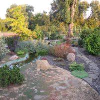Сад камней, ландшафтный дизайн