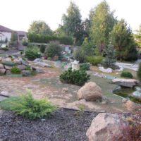 Камни в ландшафтном дизайне